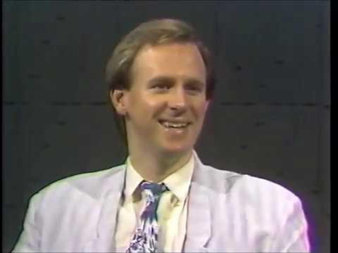 Doctor Who Peter Davison Interview (KTEH) Part 1