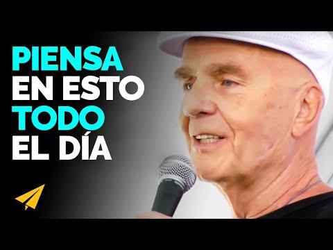¡Como Pienses, Así Serás!| Wayne Dyer en Español: 10 Reglas para el éxito