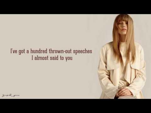 Taylor Swift - The Archer (Lyrics)