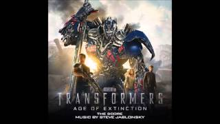 Your Creators Want You Back (Transformers: Age of Extinction Score)