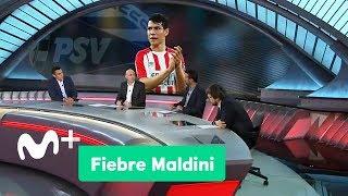 Fiebre Maldini: Hirving Lozano | Movistar+