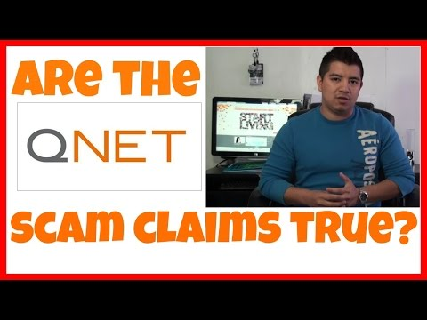 Qnet Scam - Are The Qnet Scam Claims True