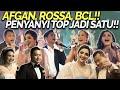EXCLUSIVE! MOMEN AFGAN, ROSSA, BCL NYANYI BARENG ANANG ASHANTY DI WEDDING CRAZY RICH SURABAYA!!