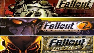 Classic Fallout Remasters/Remakes Aren