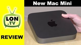 Mac Mini 2018/2019 Review : Half of a computer but made whole with Thunderbolt eGPU!