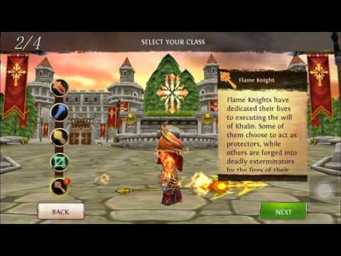 Order And Chaos Online Classes And Races