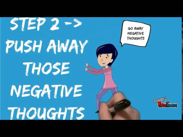 How to use positive self-talk