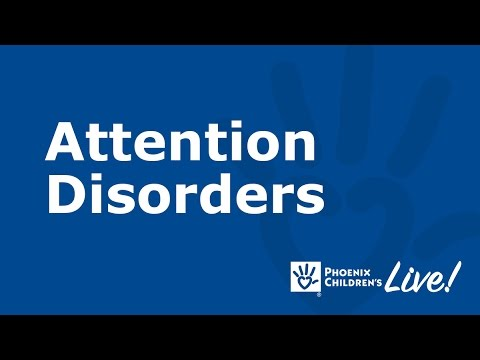 Attention Disorders Q&A