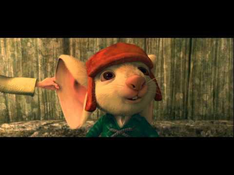 The Tale of Despereaux - Trailer
