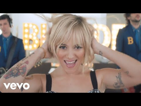 Alizée - Blonde (Clip officiel)
