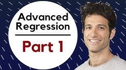 Advanced Regression - Non-linear relationships & Logarithms