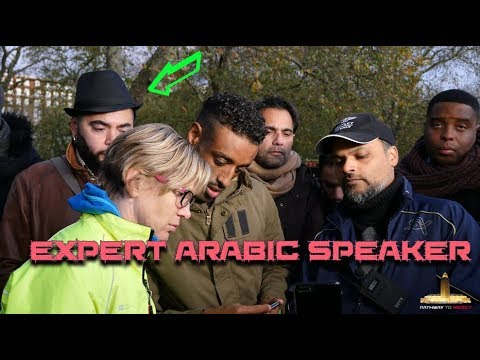 "SC: [05/11/17] Full debate Lizzie + ""expert"" Arab Christian Vs Br-Hashim and Sheikh Mohammad"