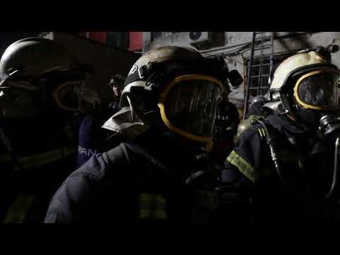 News Update Beijing housing block fire: Nineteen people killed 19/11/17