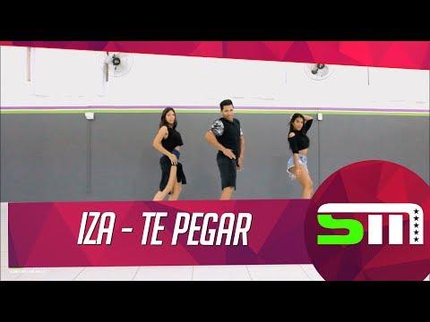 🔴 IZA -Te Pegar - Coreografia Studio Shelton Mello