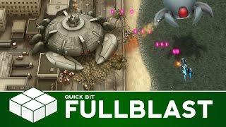 Quick Bit - FullBlast   PC Gameplay & First Impressions