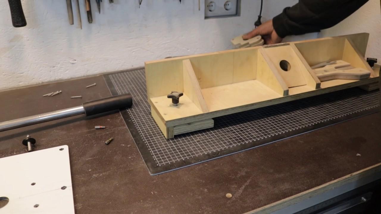 mobile tischfr se fr stisch zusammenbau mit erkl rung g nstig kostet nicht viel diy youtube. Black Bedroom Furniture Sets. Home Design Ideas
