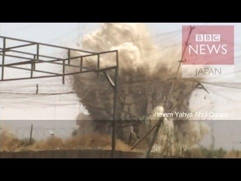 【BBC】 IS支配下で1年 破壊されるイラク・モスルの寺院