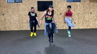 Noelle Fraire Dance Fitness - African Bad Gyal by Wizkid feat. Chris Brown