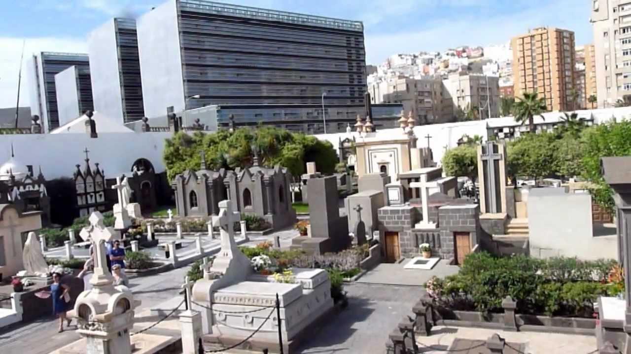 Resultado de imagen de cementerio de las palmas