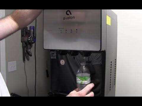 Avalon A5 Bottleless Water Dispenser Demo