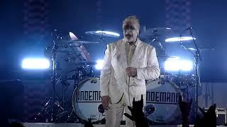 Lindemann - Frau & Mann [HD] live @ Gasometer, Wien