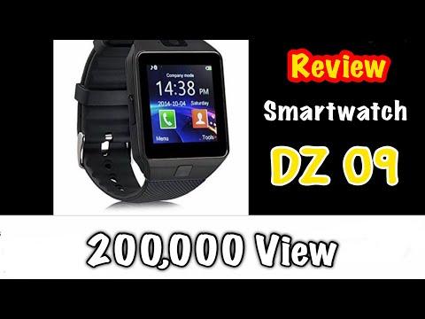 นาฬิกาโทรศัพท์ ใส่ซิมได้ รุ่น DZ09
