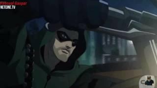 "Flash N Arrow Chasing Vixen ""Vixen1X3"""