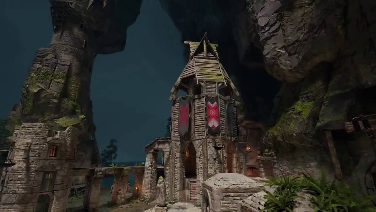 Unreal Tournament: Trailer for Underland (new UT4-Map)