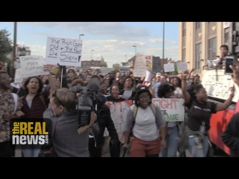 The Story of the 2015 Baltimore Uprising Told Through the Voices of the People