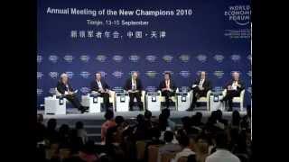 Tianjin  2010 - Global Economic Outlook
