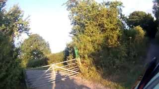 West Horsley - Silkmore Lane (Byway & ORPA, N-S)