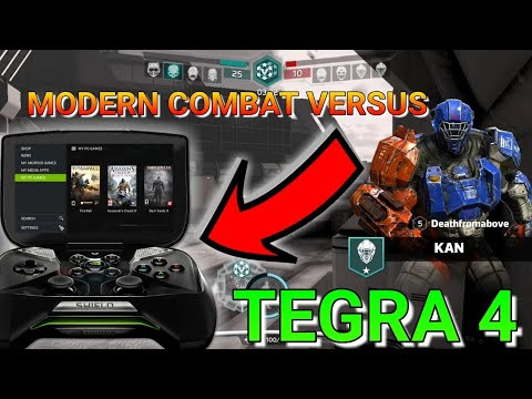 Modern Combat VERSUS - Android NVIDIA SHIELD PORTABLE