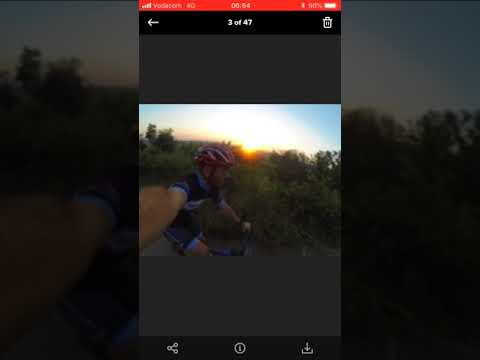 GoPro Hero - Slow Download from Camera to Phone