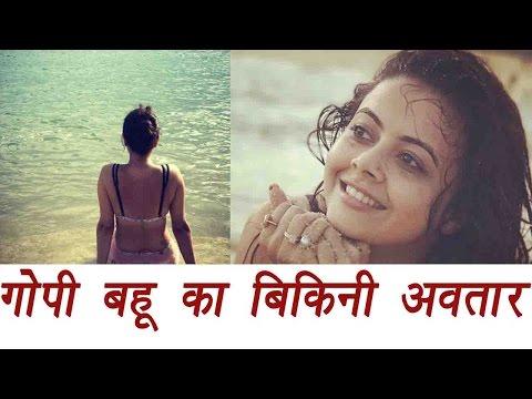 Saath Nibhana Saathiya actress Gopi Bahu aka Devoleena