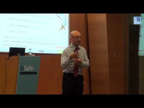 Seminario Métodos Ágiles de La Salle Campus Barcelona