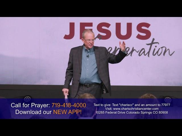 Jesus Generation II - Lawson Perdue - Sunday 2nd Service - 02-28-21