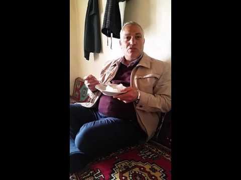 kars karaçoban köyü- bahar ayında kar keyfi -tuncay ikan-21 nisan 2016
