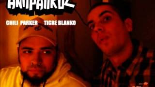 Antipatikoz - Me chupa un huevo YouTube Videos
