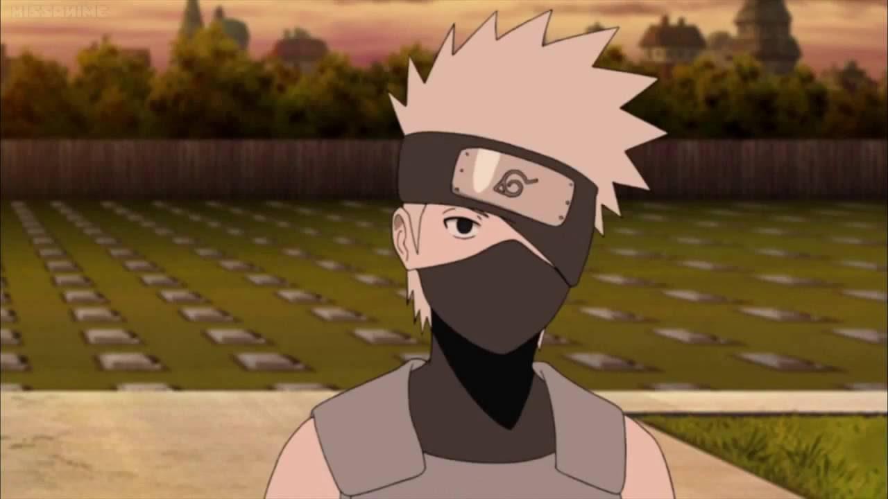 Kakashis Story Naruto
