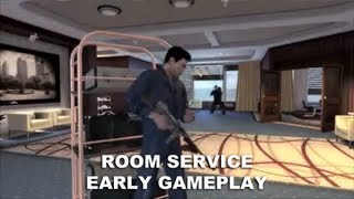 Mafia II - Room Service Early Gameplay