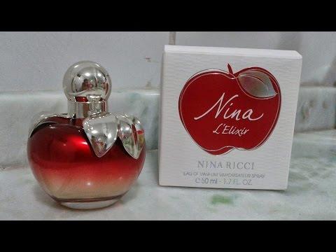 Духи Nina Ricci Nina L Elixir