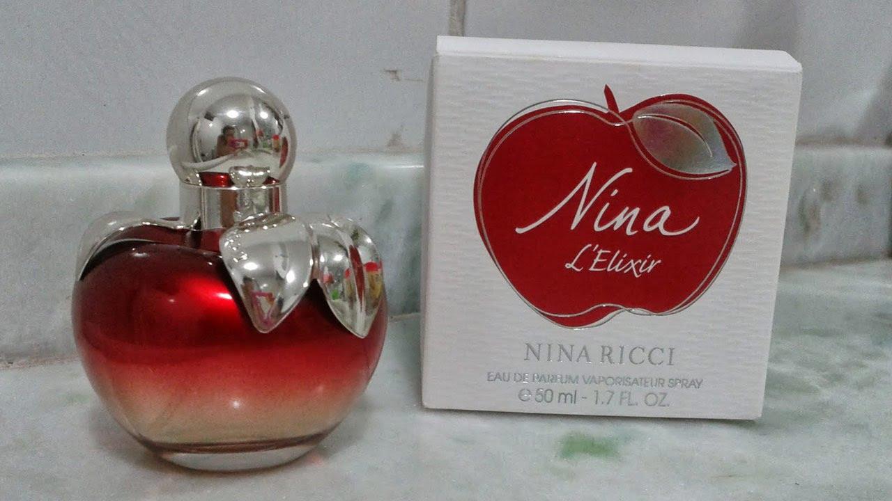 Nina Ricci Love By Nina / Нина Ричи Лав бай Нина - обзоры и отзывы .