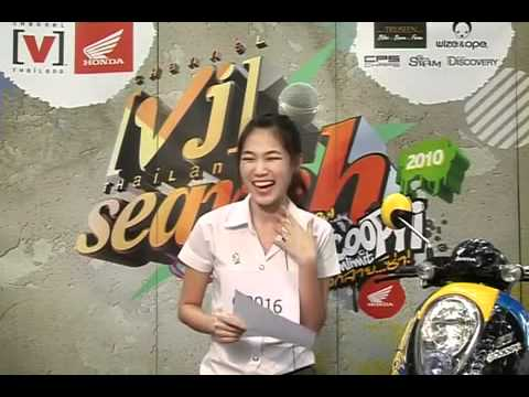 Channel [V] Thailand VJ Search 2010 by New Honda Scoopy i @ CU 18 11 2010 (1).mp4