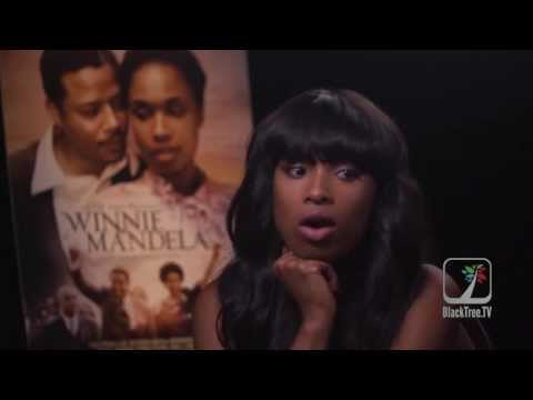 WINNIE Jennifer Hudson Interview