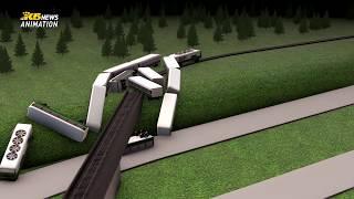 Video Animation of how an Amtrak train derailed near DuPont download MP3, 3GP, MP4, WEBM, AVI, FLV Januari 2018