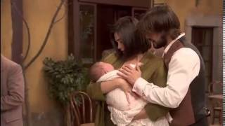 Gonzalo y Maria - Candela entrega a Esperanza a sus padres.