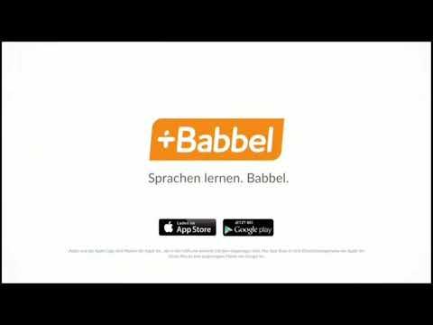 Sprachen Lernen Babble !