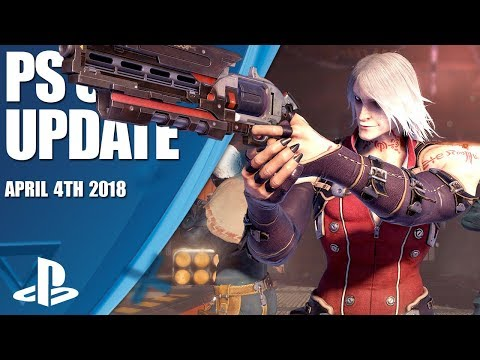 PlayStation Store Highlights - 4th April 2018