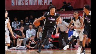 Full Highlights: Sacramento Kings vs Milwaukee Bucks, MGM Resorts NBA Summer League | July 12