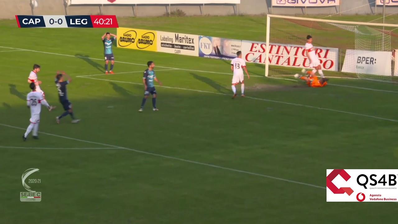 Carpi-Legnago Salus 0-0, gli highlights
